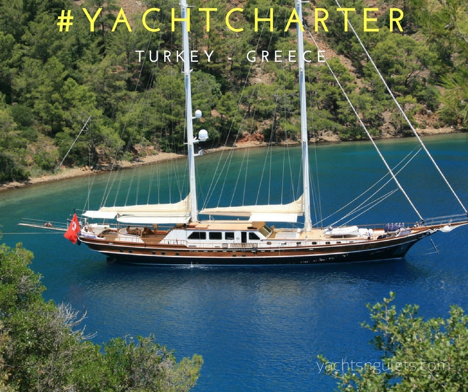 #yachtcharter turkey - greece