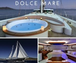 Dolce Mare yacht charter in Turkey and Greece