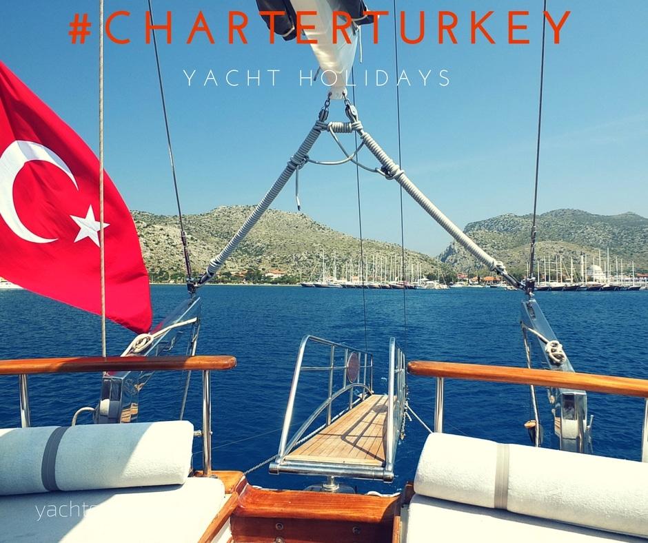 #charterturkey yacht holidays