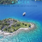 #gocek blue cruise destination