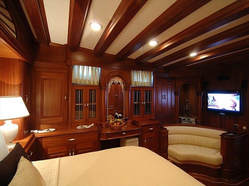 Mare Nostrum Gulet Master Cabin