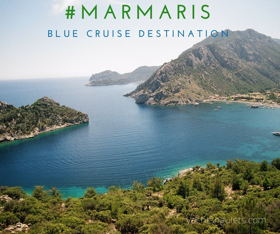 #marmaris blue cruise destination
