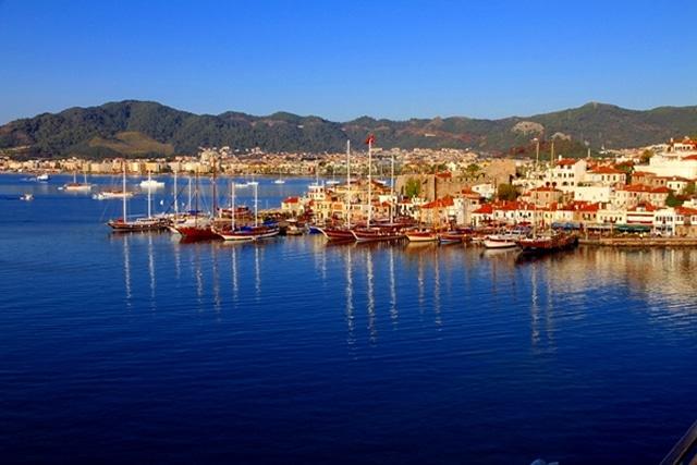 gulet cruises Marmaris