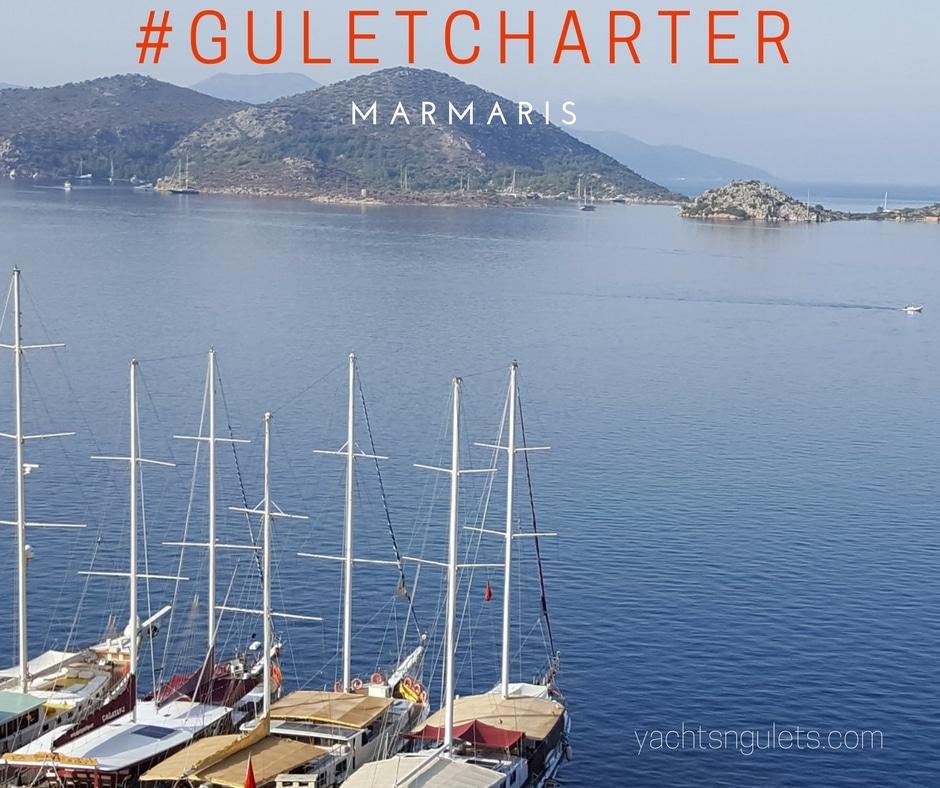 #guletcharter marmaris bozburun peninsula