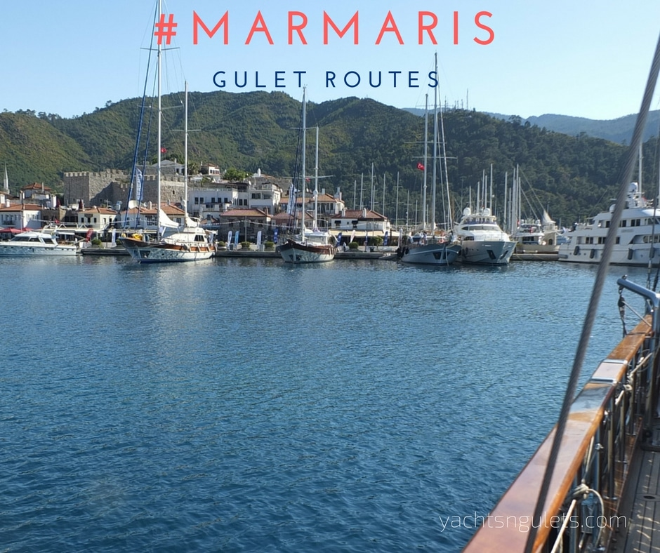 blue cruise bar hopping - Marmaris port
