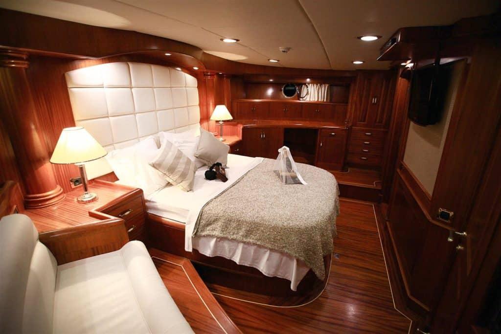 Nurten A gulet master cabin
