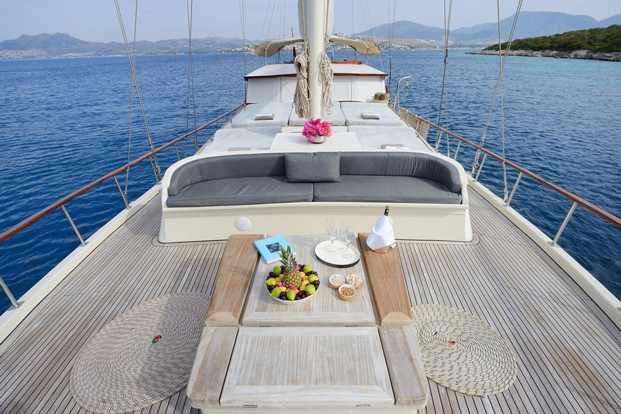 Cobra 3 gulet. Great family Turkish boat with Bodrum quality