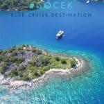 Gocek yacht holiday destination