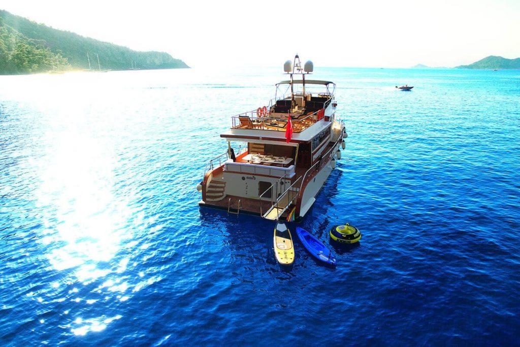 boat charters Turkey