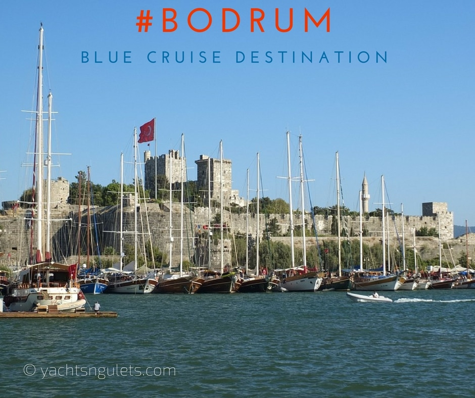 blue cruise bar hopping - Bodrum