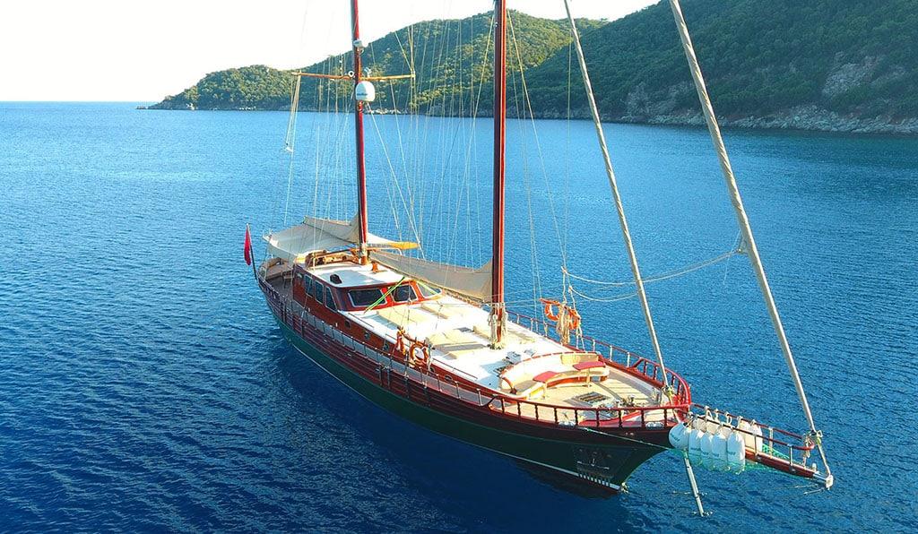turkey yacht charter from gocek