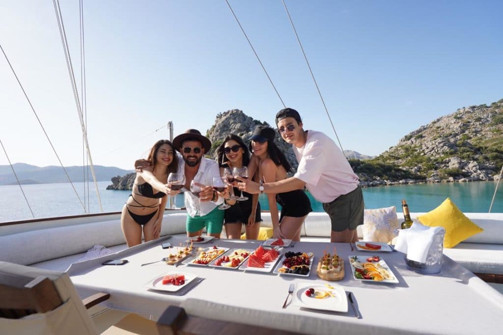 Be Delighted With A Blue Cruise Travel From Turkey